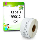 Multipack SEIKO Compatible Labels 99012 260 Labels Per Roll 36 x 89mm