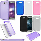Samsung Galaxy Express Prime 2 Frosted TPU CANDY Gel Flexi Skin Case Cover
