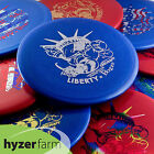 Discraft LIMITED LIBERTY Z BUZZZ *choose color and weight* Hyzer Farm disc golf