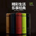 Stainless Steel Vacuum Water Bottle Coffee Tea Hot Cold Insulated Cup 500ml 18oz