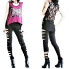B62 BANNED Mia Butterfly Bones Immortal Skeleton Popular Punk Rock Fashion Top