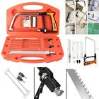 DIY 11-in-1 Universal Saw Hand Home Tools Kit Steel Glass Wood Working Cutting