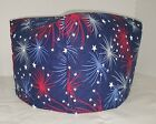 4th of July Fireworks Americana Toaster Cover (11w x 7 3/4h x 9d) READY TO SHIP!
