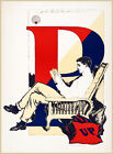 canvas penn - Choose Paper or Canvas POSTER.Penn University college.Home Room art print.q0380