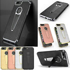 For iPhone 7 & 7 PLUS Rubber IMPACT Torch Hybrid KICKSTAND Hard Case Phone Cover