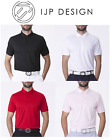 New Mens IJP Performance Golf Ian Poulter Tour Classic Polo Shirt Top SS168