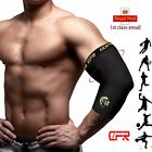 CFR Sports Compression Arm Sleeve Copper Elbow Support Brace Running Lifting HT