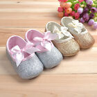 US Soft Sole Baby Girl Shoes Anti-slip Cotton Toddler Infant Newborn Prewalker C