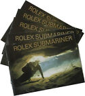 Authentic Rolex Submariner English Operating Instructions Booklet Manual -Pick 1