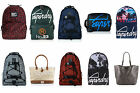 New Superdry Mixed Bags Selection - Various Styles & Colours 2306