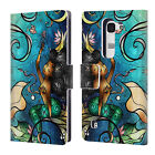 OFFICIAL MANDIE MANZANO MERMAID LEATHER BOOK WALLET CASE COVER FOR LG PHONES 2