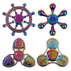 3D Fidget Hand Finger Spinner Anti-Stress Adult Kids Focus Toy Rainbow NEW Style