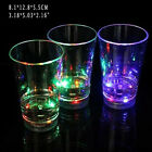 1PC 301 400ml Induction Cup Funny LED Flashing Decorative Acrylic Bar Cup 8263