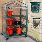 Kingfisher 3 & 4 Tier Greenhouse Replacement Cover Lightweight Robust Design