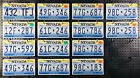 Nevada License Plate - The Silver State - Pick Your Plate