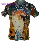 GUSTAV KLIMT Mother Child 3 Ages of Woman FINE ART PRINT MENs T SHIRT M L XL