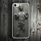 Han Solo Plastic Case Cover For iPhone 5s 5c se 6s 7 8 Plus X Movie Star Wars $6.34 CAD on eBay