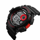 Men's Army SHOCK Sport Quartz Wrist Day Date Digital Watch Waterproof MilitaryWristwatches - 31387