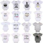 Cotton Newborn Infant Baby Boy Girls Romper Jumpsuit Bodysui