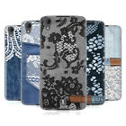 HEAD CASE DESIGNS JEANS AND LACES HARD BACK CASE FOR BLACKBERRY PHONES
