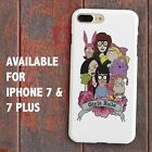 Girls Rule Bobs Burgers Tina Belcher for iPhone 7 & 7 Plus Case Cover