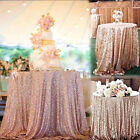 Sparkly Sequin Tablecloth Background Wedding Party Decor Table Backdrop