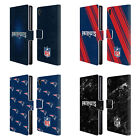 OFFICIAL NFL 2017/18 NEW ENGLAND PATRIOTS LEATHER BOOK CASE FOR SONY PHONES 1