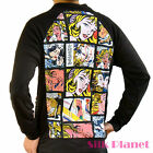 Lichtenstein Drowning Girl Costume Sweater Jacket Top Shirt Mens Pop Art Print