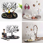 Antler Deer Tree Shape Jewelry Display Holder Bracelet Ring Watch Necklace Stand