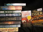 BERNARD CORNWELL PAPERBACKS THE SHARPE COLLECTION CHOOSE WHICH YOU WANT