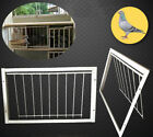 80x26cm Wires Bars Frame Racing Pigeon Entrance Fantail Tumbler Loft Supply ~