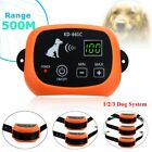Внешний вид - Wireless Rechargeable 1/2/3 Dog Fence No-Wire Pet Containment System Waterproof