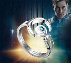 New Movie Star Trek Beyond Captain Kirk's Ring 925 Silver adjustable Xmas Gift