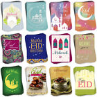 Eid Mubarak Greeting Cards by Davora in Multi Pack of 6 Cards or a Single Card