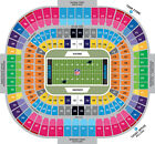 (2) Carolina Panthers v. GB Packers SEC. 126 BOA Stadium - CLT - Aisle Seat incl
