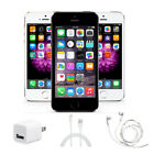 Apple iPhone 5s/5 16GB/32GB/64GB - Unlocked iOS GSM Smartphone Gold Gray Silver