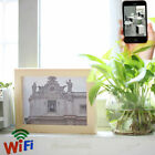 NEW 720P wifi P2P mini Camera Photo Frame Covert Motion Detection DVR Camcorder