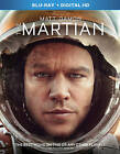 BRAND NEW The Martian (Blu-ray Disc, 2016, Includes Digital Copy) FREE SHIPPING!