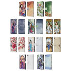OFFICIAL MEREDITH DILLMAN FAIRY 2 LEATHER BOOK WALLET CASE FOR HUAWEI PHONES