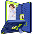 Kickstand Shockproof Rubber Protective Case Cover For Apple iPad 9.7 inch 2017