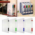 Pro A4 Files Plastic Document Storage Box Holder Paper Office School Organizer
