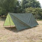 3x3 Waterproof Sunshading Camouflage Hammock Tent Cover Cloth for Hiking Camping
