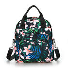Women's Nylon Satchel Shoulder Bag Backpack School Rucksack Bags Travel Fashion