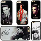 Elvis Presley Plastic Hard Phone Case Cover For iPhone / Samsung / iPod Touch