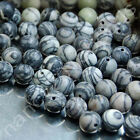 80pcs Wholesale Natural Gemstone Round Spacer Loose Beads Lot Free Shipping 10mm