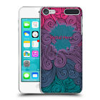 CUSTOM CUSTOMISED PERSONALISED VIVID SWIRLS BACK CASE FOR APPLE iPOD TOUCH MP3