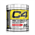 Cellucor C4 G4 Chrome Series 60 Portionen Pre-workout explosive Energy Booster