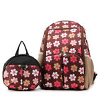 Baby Changing Diaper Nappy Bag Mother Mummy Travel Wateproof Backpack Bags Set 2