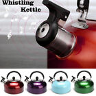 3L Stainless Steel LIGHTWEIGHT Whistling Tea Coffee Kettle Camping Fishing Home