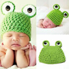 Newborn Baby Infant Lovely Knit Crochet Hat Photography Prop Costume Cap Beanie